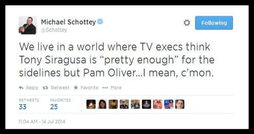 Schottey tweet