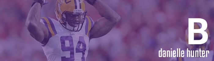 Draft Grades Danielle Hunter