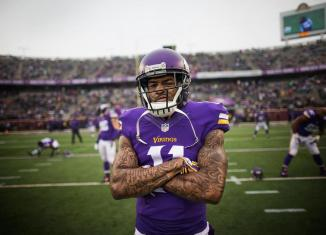 Mike Wallace's future with the Vikings