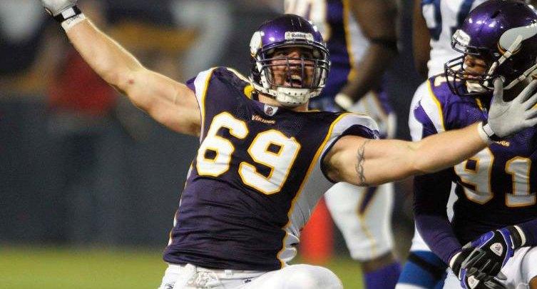 Jared Allen Will Retire a Viking