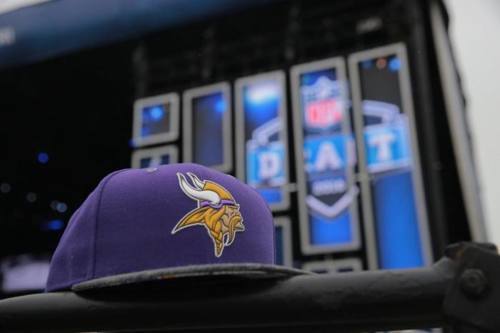 Minnesota Vikings Fanspeak Mock Draft