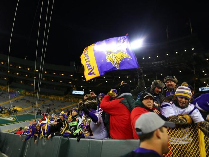 Minnesota Vikings 2016 Schedule Predictions