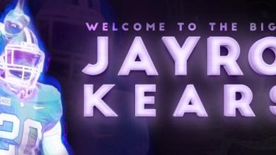 Welcome To The Big Show - Jayron Kearse