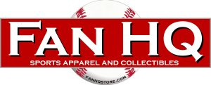 Fan HQ Logo on White