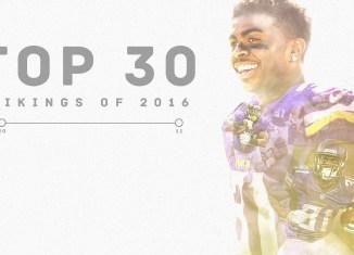 Top 30 - 20 to 11 - Jerick McKinnon