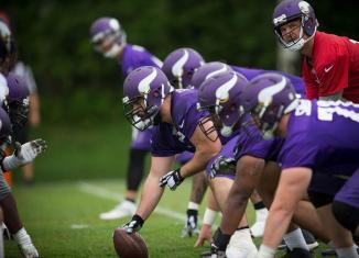 Vikings Release John Sullivan