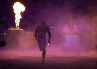 Xavier Rhodes NY Giants Oct 2016