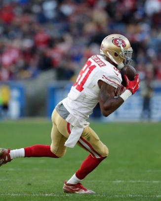 Free Agent WR Rod Streater
