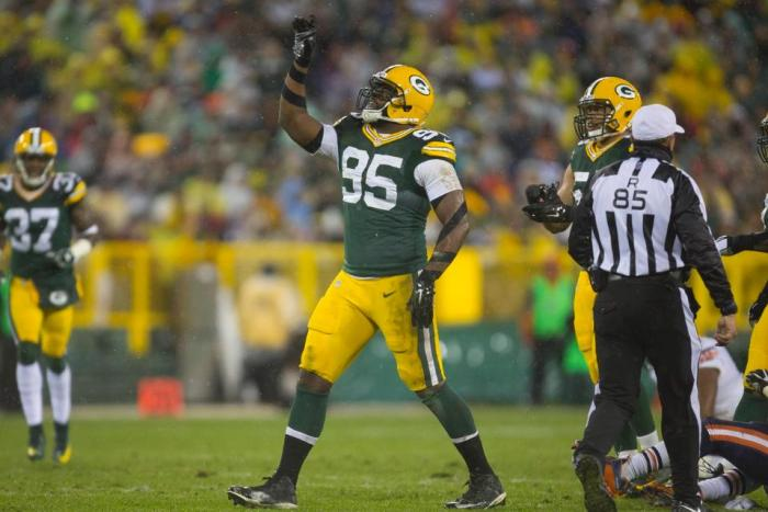 Former Packers DE Datone Jones