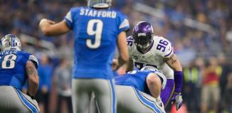 Brian Robison Takes Pay Cut, Signs Extension