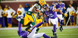 Eddie Lacy to the Vikings Makes Sense