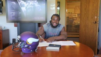 Vikings Sign Dalvin Cook