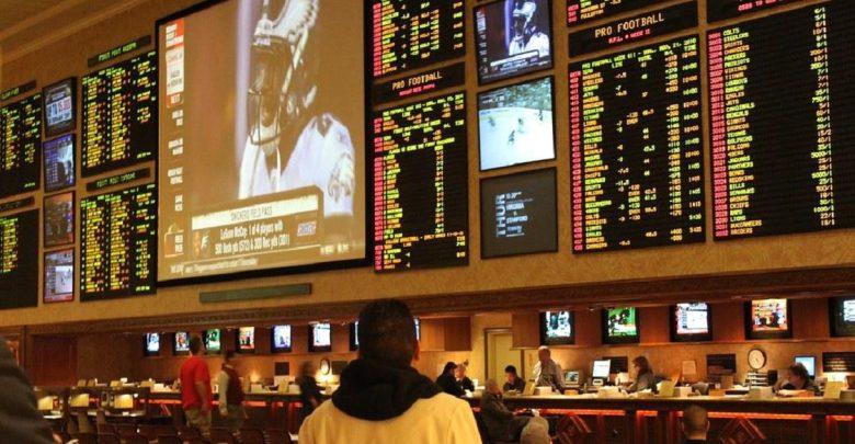 sports betting series
