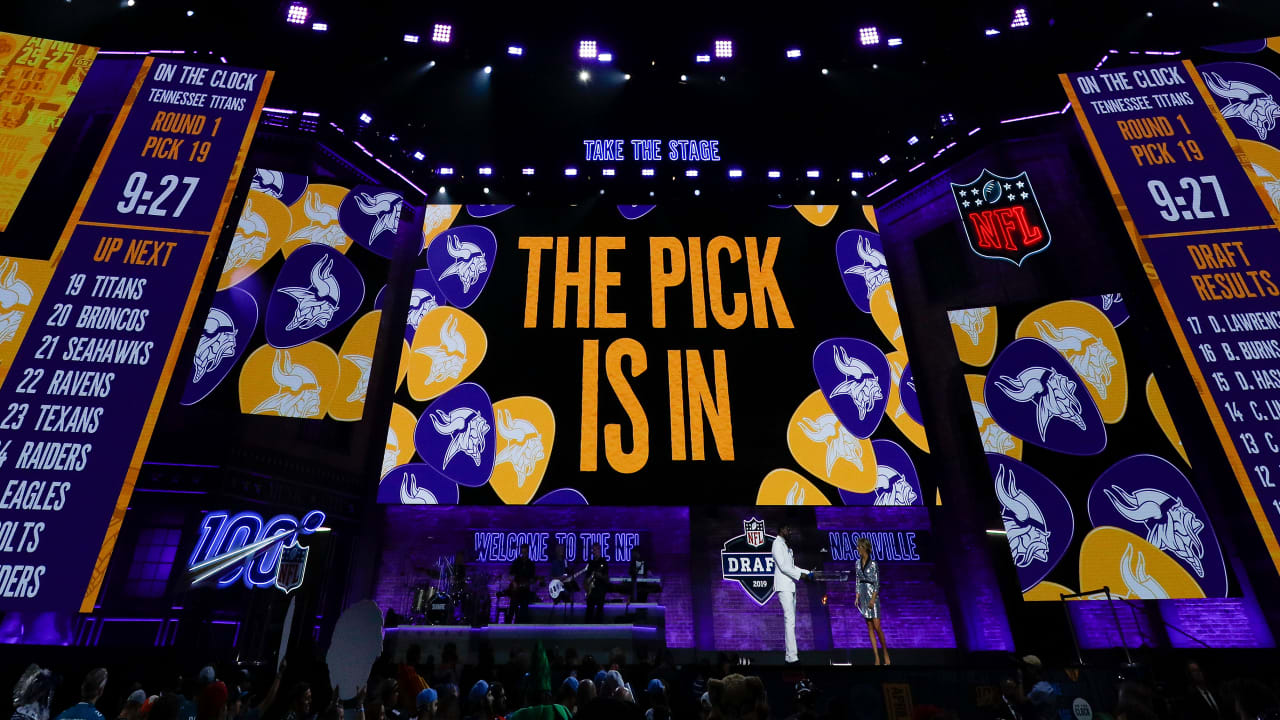 Pete Prisco Sends LB to Vikings in Latest Mock Draft - Vikings Territory
