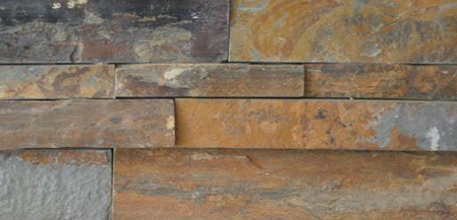 Bohus Stacked Stone Cladding