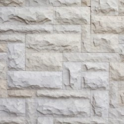 Sandstone -Worthington rockface wall cladding