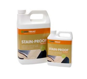 Sealer Stainproof by Dry Treat Canberra natural stone care product Viking Stone