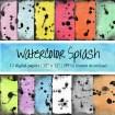 Vikki Lenore - Watercolor Splash
