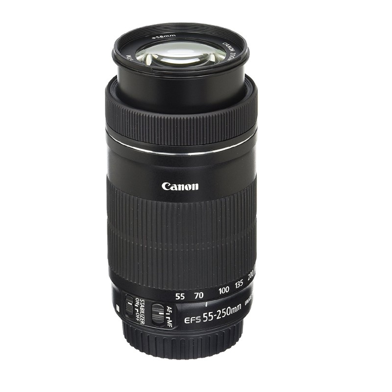 55mm - 250mm Canon Lens (800 x 800)