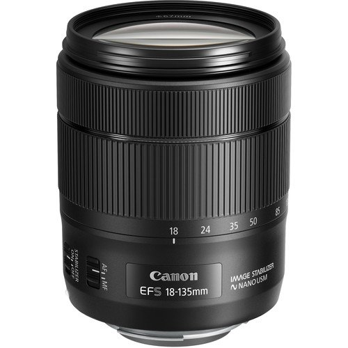 Canon 18 - 135mm USM Lens pic1