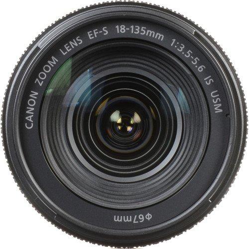 Canon 18 - 135mm USM Lens pic2