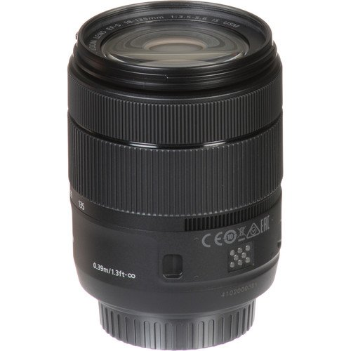 Canon 18 - 135mm USM Lens pic3