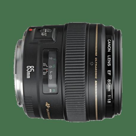 Canon EF 85mm f1.8 USM Lens 3