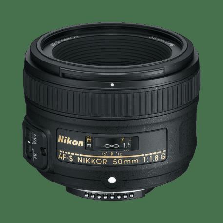 Nikon AF-S Nikkor 50 mm f1.8G Prime Lens for Nikon DSLR Camera1