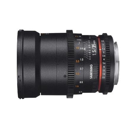 Samyang 35mm T1.5 Lens Pic2