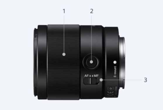 Sony FE 35 mm F1.8 Lens
