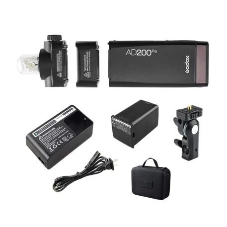 Godox AD-200 Pro Flash Kit
