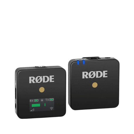 Rode Wireless Go - Compact Wireless Microphone System, Transmitter and Receiver1