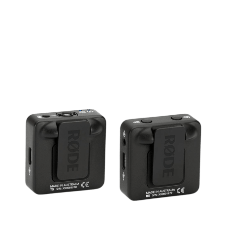 Rode Wireless Go - Compact Wireless Microphone System, Transmitter and Receiver2
