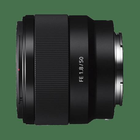 Sony SEL50F18F E Mount Full Frame 50 mm F1.8 Prime Lens (Black)1
