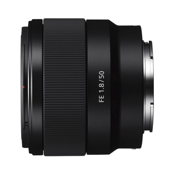 Sony SEL50F18F E Mount Full Frame 50 mm F1.8 Prime Lens (Black)1