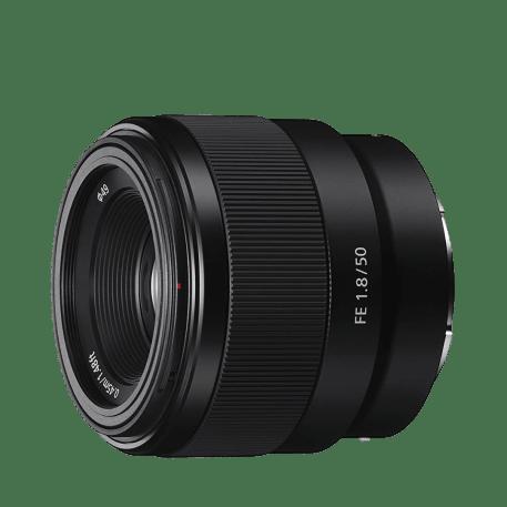Sony SEL50F18F E Mount Full Frame 50 mm F1.8 Prime Lens (Black)2
