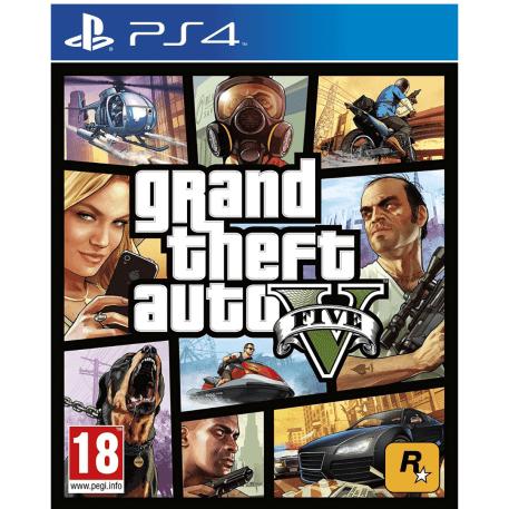 GTA 5 ps4 game