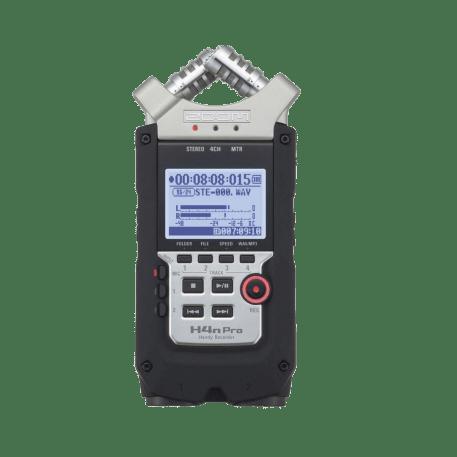 Zoom H4N PRO MultiTrack Audio Recorder 1