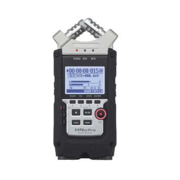 Zoom H4N PRO MultiTrack Audio Recorder 1