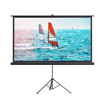 Projector Screen 6x8 feet