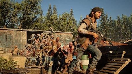 Days Gone (PlayStation 4 Game)