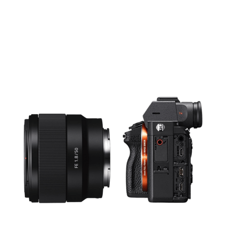 Sony A7 III with 50mm F1.8 Prime Lens 3