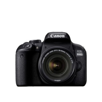 modified dp Canon 800d 18-55mm