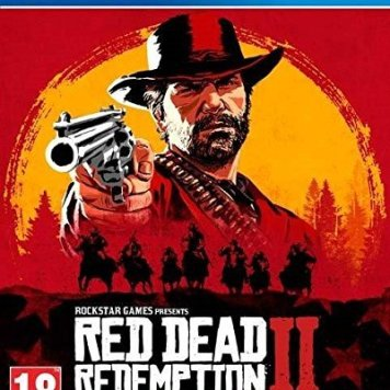 Red Dead Redemption - 2 (PS4)