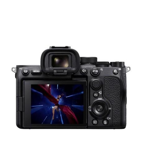 Sony a7s III image back