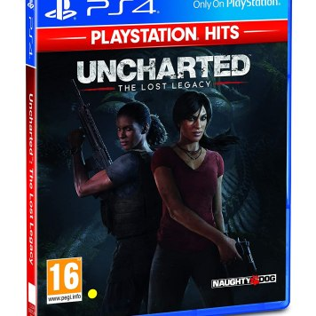 Uncharted The Lost Legacy - PlayStation 4 1