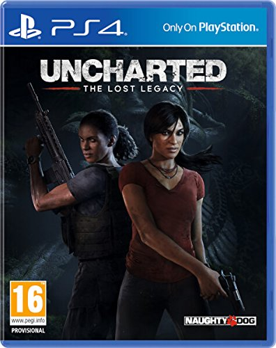 Uncharted The Lost Legacy - PlayStation 4 2