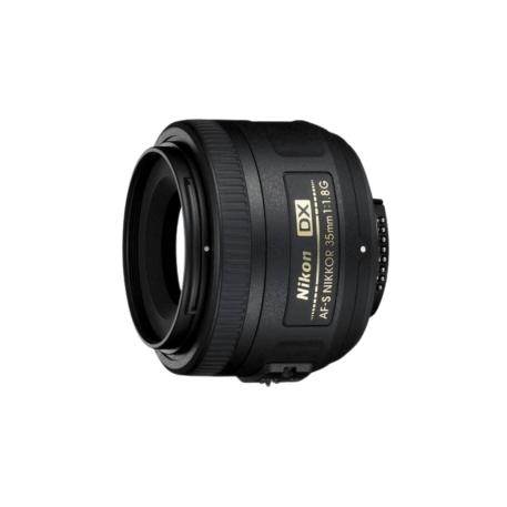 Nikon AF-S DX Nikkor 35 mm 2