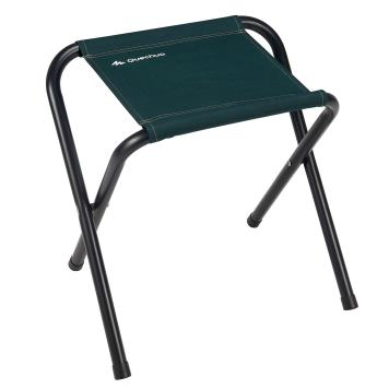 Quechua Camping Stool (Foldable) - Green 1