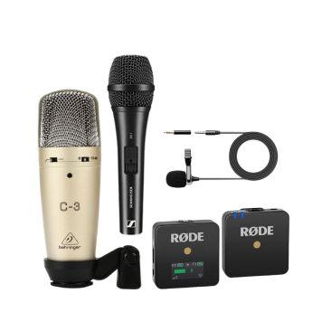 Microphone & Accessories